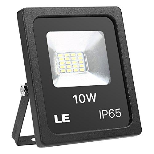 LED Strahler Flutlicht , 10W 800lm IP65 wasserdicht 100° Abstrahlwinkel LED Außenleuchte - Amazon Prime