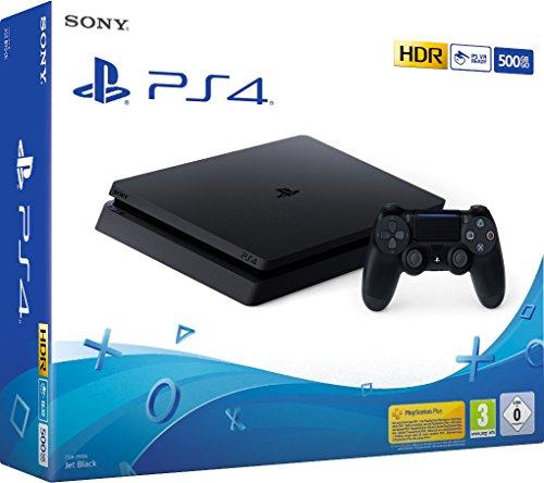 [Amazon] PlayStation 4 Slim - 500GB schwarz