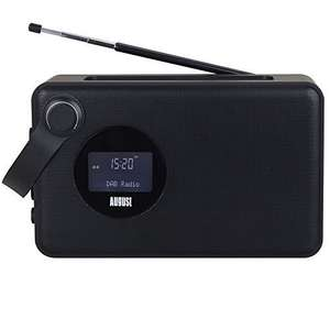 August MB415 Bluetooth DAB Radio – 35% Rabatt 41,57€ statt 63,95€