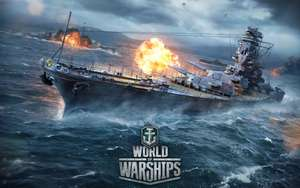 World of Warships / WoWs / Wargaming: 2 gratis Container