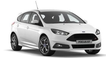 Ford Focus 2.0 ST mit 250 PS für 199 € brutto leasen / 36 Monate / 10.000 km pro Jahr
