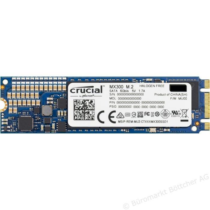 Crucial  MX300 M.2 SSD 525GB