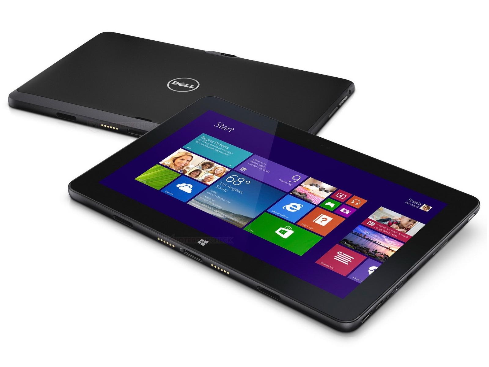 Dell Venue 11 Pro 7140 (Intel Core M 5Y10C, 4GB RAM, 128 SSD, 3G)