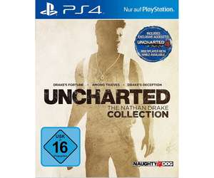 Uncharted: Nathan Drake Collection (18.24€ mit PS+)