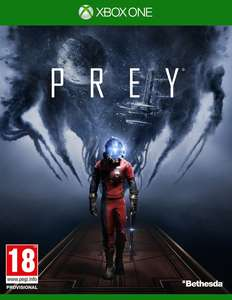Prey (Xbox One) für 12,50€ (Coolshop)