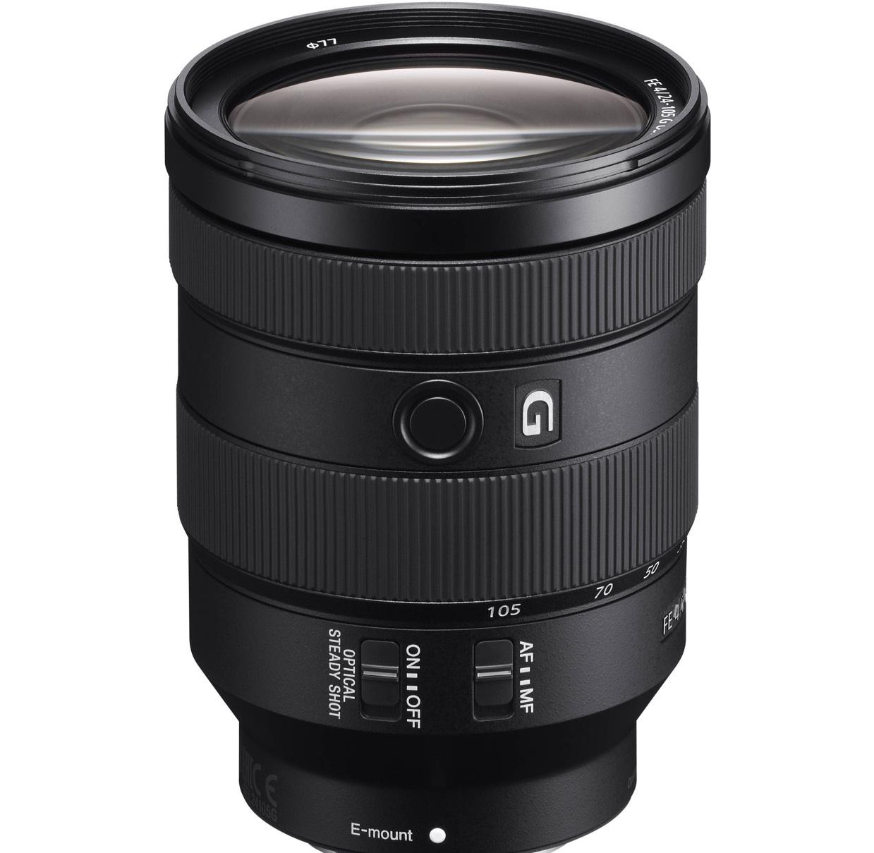 Sony FE 24-105mm f4 G OSS (SEL24105G) Amazon.de -im Zulauf-