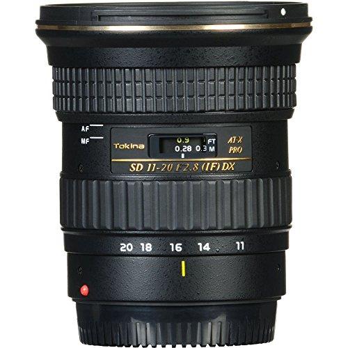 Objektiv   Tokina   f2,8   11-20mm   Nikon   Weitwinkel