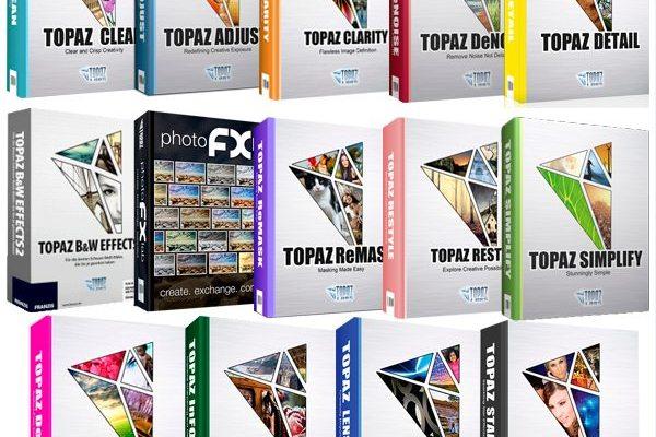 35% auf das gesamte Topaz Labs Sortiment (Adjust, DeNoise, B+W Effects, Clarity...)
