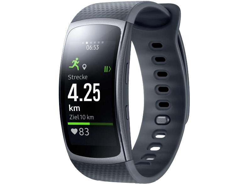 MediaMarkt - Samsung Gear Fit 2 Black Gr. L und weitere Ausführungen