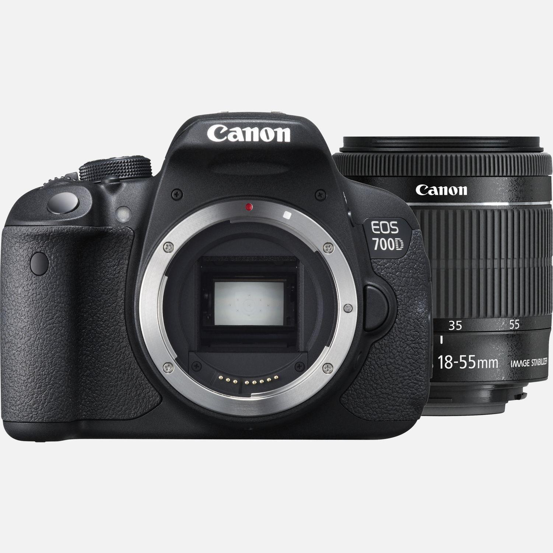 CANON ONLINE SHOP: Canon EOS 700D + 18-55mm IS STM Objektiv