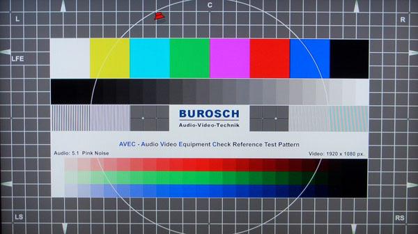 Burosch bietet als Weihnachtsgeschenk seine Testbilder gratis zum Download an !