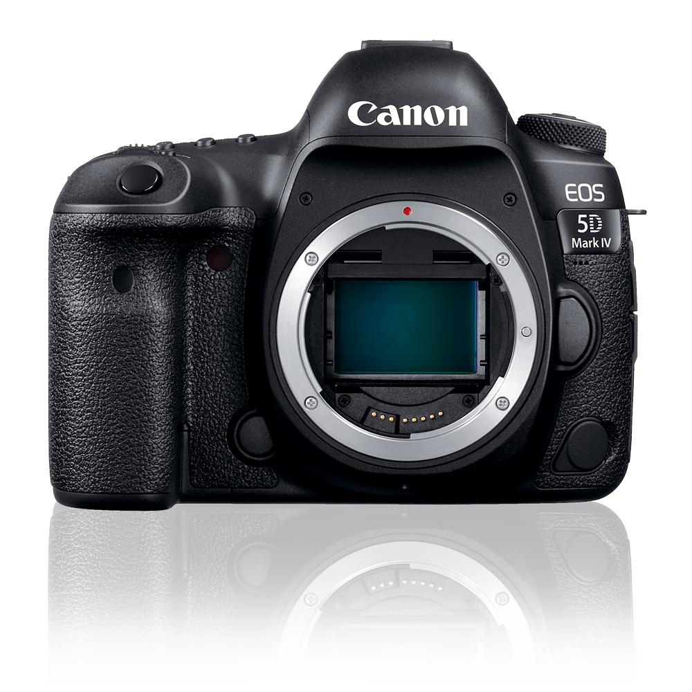 [AC Foto] DSLR-Vollformatkamera Canon EOS 5DIV erneut für 2995 € (300 € Eintauschprämie möglich)