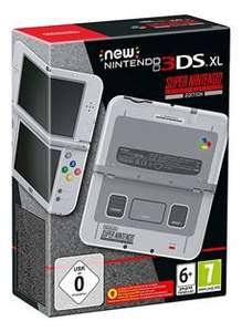 [Schweiz] New Nintendo 3DS XL Konsole SNES Edition bei Softridge.ch
