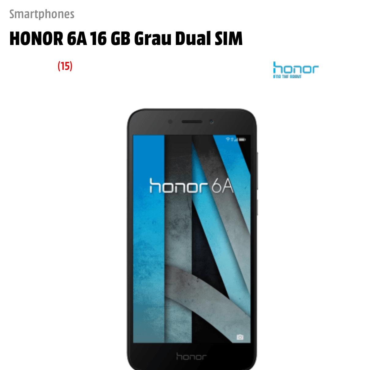 Honor 6A 16GB (keine VK)