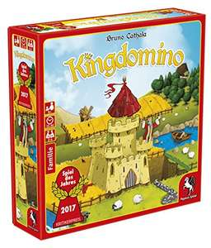 Kingdomino - Spiel des Jahres 2017 [Amazon Prime]