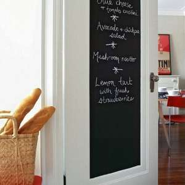 "DIY Tafel Wandaufkleber ""Chalkboard"" für 2,86€ @ Aliexpress"