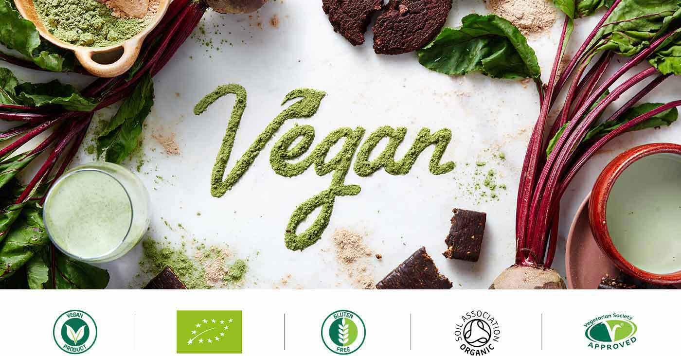 MyProtein - Veganes Sortiment Sammeldeal (Soja-, Erbsen- ,Reis- und Hanfprotein + FlavDrops + Snacks)