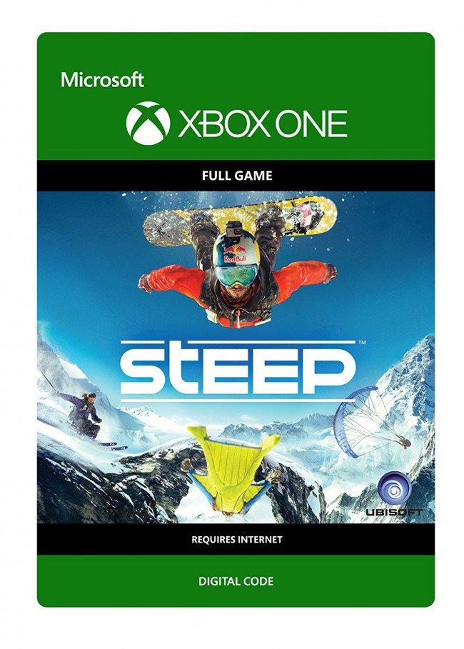 Steep (Xbox One) für 8,55€ bei Cdkeys