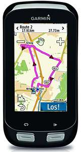 [Amazon] Garmin Edge 1000 Bundle - GPS-Radcomputer - 7,6 cm (3'') Touchscreen, Europa-Fahrradkarte, RoundTrip Routing