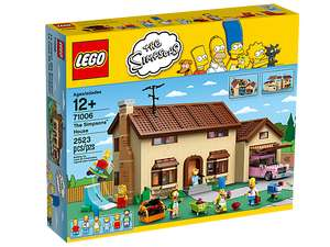LEGO The Simpsons - Haus (71006) PVG ab 249,-€