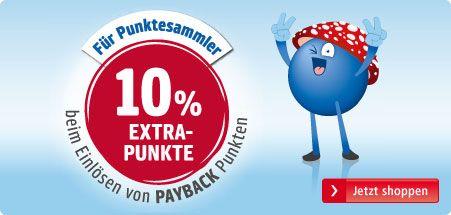 [Burger King] 10% wiedergutschrift auf eingelöste Punkte vom 02.01.2018 bis 28.01.2018 bei Payback