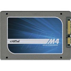 Crucial M4 CT128M4SSD2 128GB SSD für 89€ @ Amazon