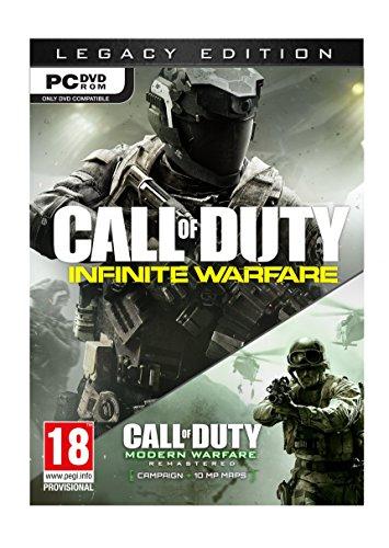 Call of Duty: Infinite Warfare Legacy Edition inkl. Modern Warfare Remastered (PC) @Amazon.co.uk