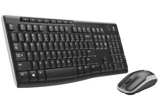 [Saturn] Logitech MK270 Combo Tastatur + kabellose Maus mit Nano-Empfänger deutsches Layout incl. Versand (auch auf Saturn EBAY) [Amazon Prime] ist mitgezogen