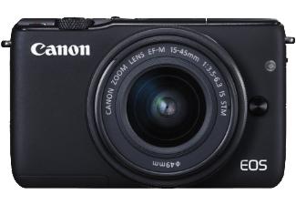 CANON EOS M10 STM Kit Systemkamera