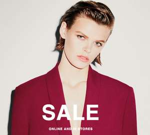Zara Winter Sale ab sofort online und in allen Stores *Update*