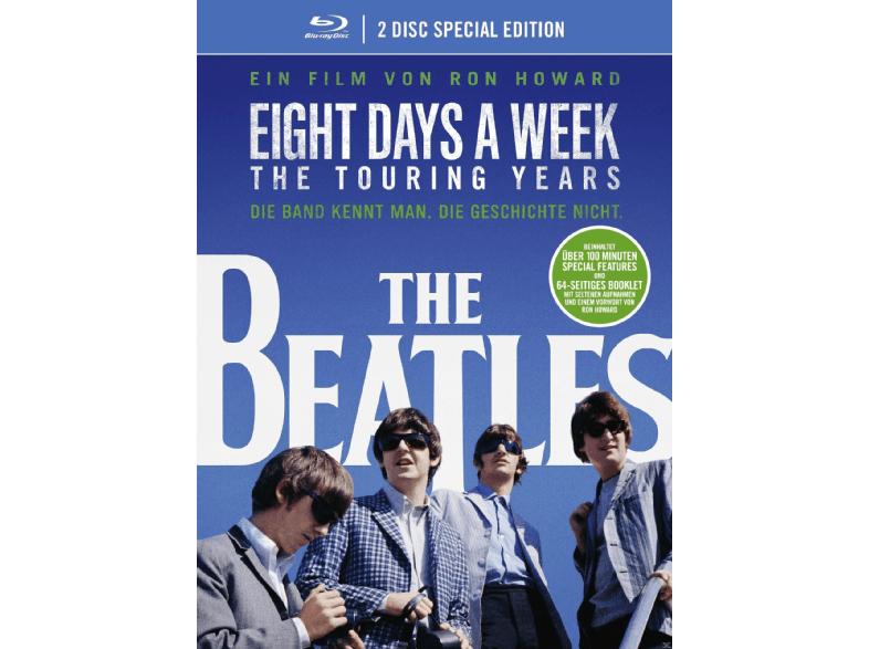 The Beatles: Eight Days A Week - The Touring Years - Special Edition (Blu-ray) für 8,-€ versandkostenfrei [Mediamarkt GDD]