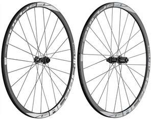 DT Swiss RC 28 SPLINE C Disc Rennrad Carbon Laufradsatz VR: 15x100mm HR: 12x142mm