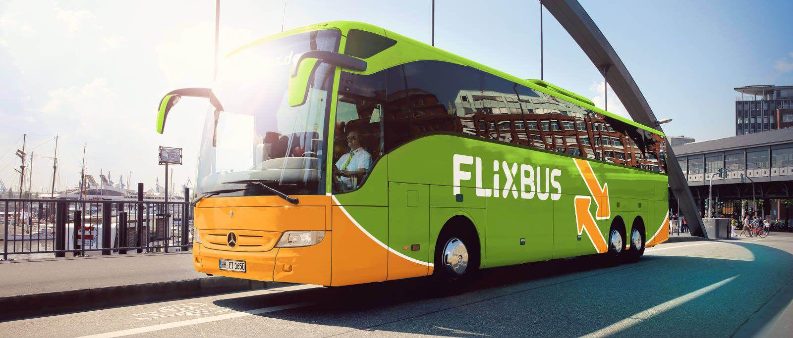 Flixbus limitierte Tickets Inland, Europa und Locomore für 9,99€ über App