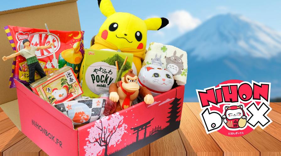 Eine Abobox für alle Japan-Fans!