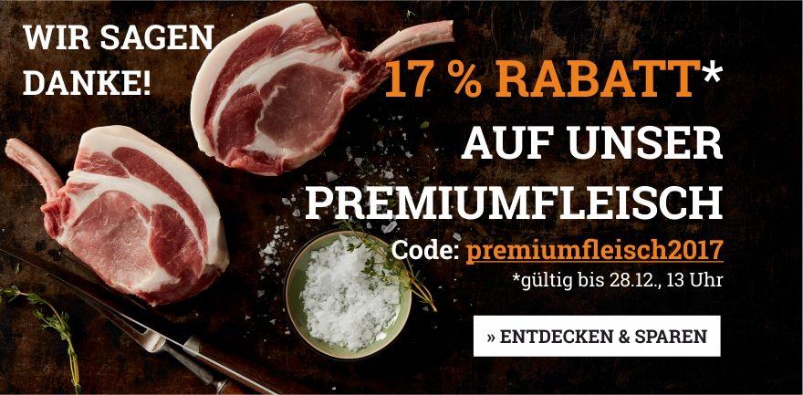 [Carne Culina] 17 % auf das gesamte Sortiment