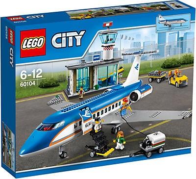 Lego City 60104 Flughafen-Abfertigungshalle EOL für 72,99€ Quelle.de