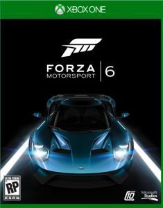 Forza Motorsport 6 (Xbox One Download Code) für 14,05€ (CDKeys)