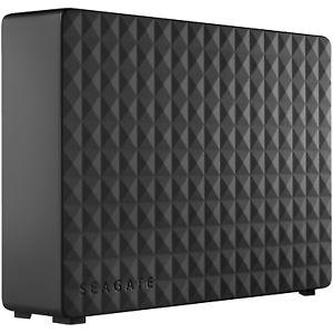 [ebay - Saturn] SEAGATE Expansion+ Desktop, 4 TB, Schwarz, Externe Festplatte, 3.5 Zoll mit Gutschein für 76,79€