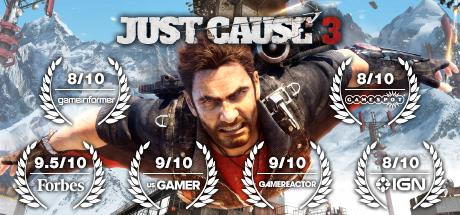 85% Just Cause 3 für 5,99€ und XL 9,74€ bei Steam