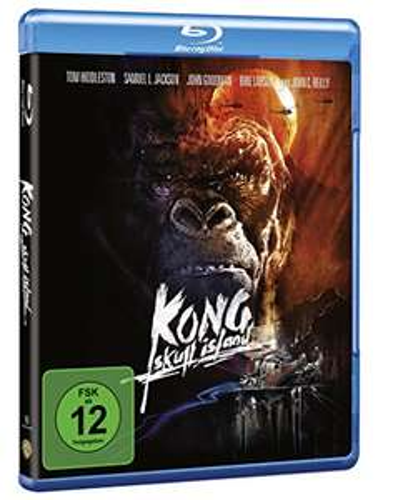KONG Skull Island (Blu-ray) - [Amazon]