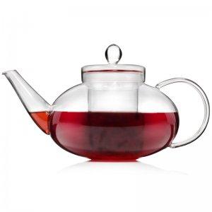 Sänger Teekanne aus Glas mit Teesieb 1,4l für 10,99€ bei bluespoon
