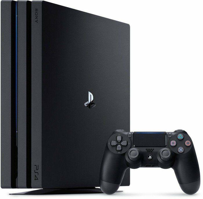 Sony PlayStation 4 Pro - 1TB, schwarz