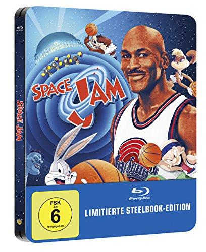 Space Jam Steelbook [Blu-ray] für 6,97 €  > [amazon.de prime]