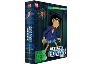 Detektiv Conan - Box 3 (Episoden 69-102) [6 DVDs]