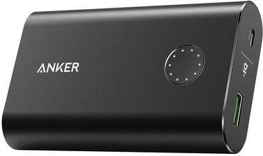 Anker Powerbank (Zusatzakku) Li-Ion 10050 mAh mit QC 3.0 & Power IQ