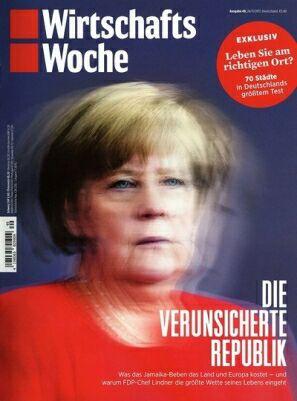 Wirtschaftswoche (Print) 1 Jahr für 109,95 €