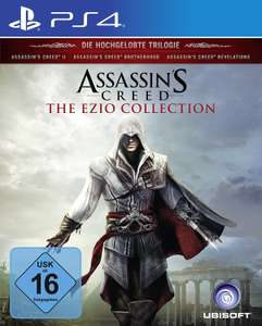 Assassin's Creed: The Ezio Collection (PS4 & Xbox One) für je 19,99€ versandkostenfrei (Bücher.de)