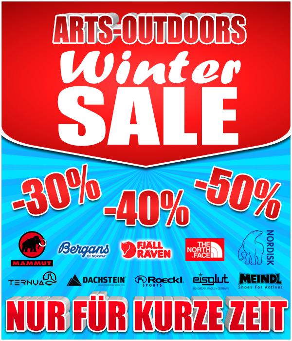 Winter Sale min. 30% Rabatt auf Bekleidung, Schuhe und mehr