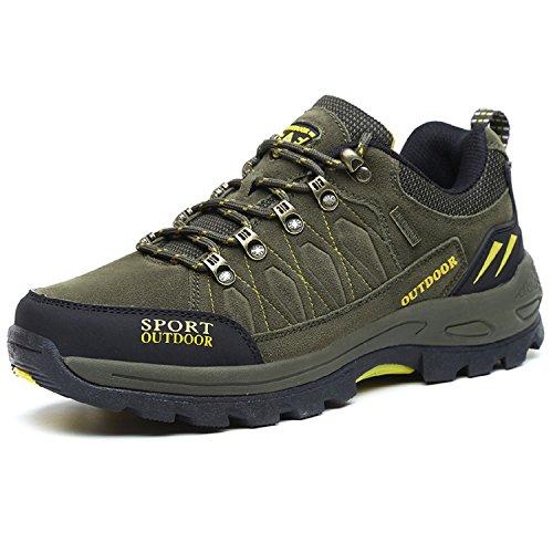 NEOKER Wanderschuhe Trekking-Schuhe 39-47