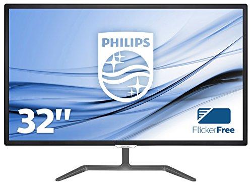 [Amazon] Philips 323E7QDAB/00 80 cm (32 Zoll) Monitor (VGA, DVI, HDMI, 1920 x 1080, 60 Hz, 5ms Reaktionszeit) schwarz